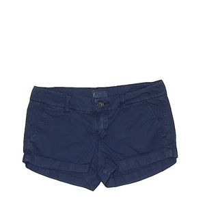 American Eagle Navy Blue Midi shorts size 00